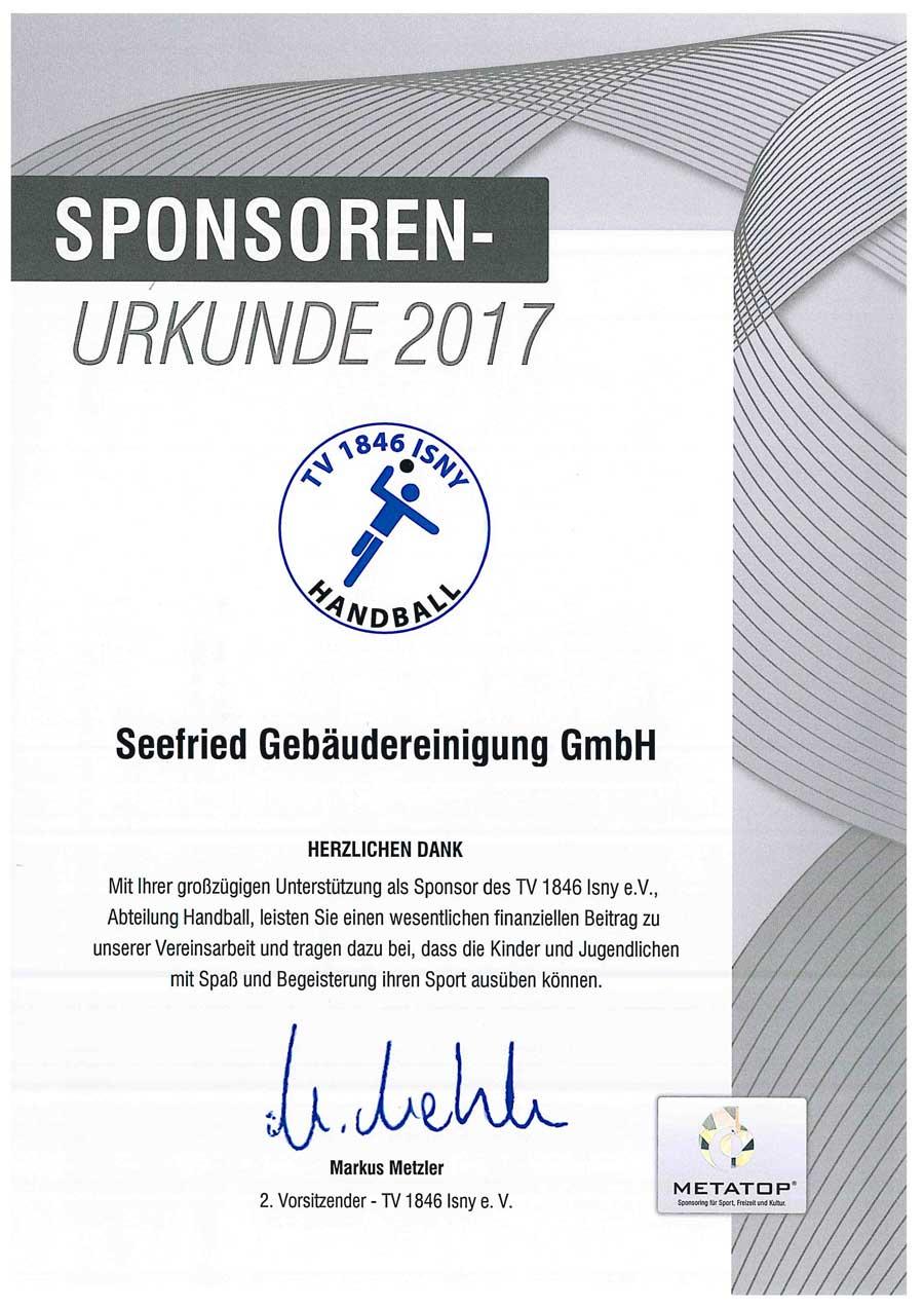 Handballverein TV 1846 Isny