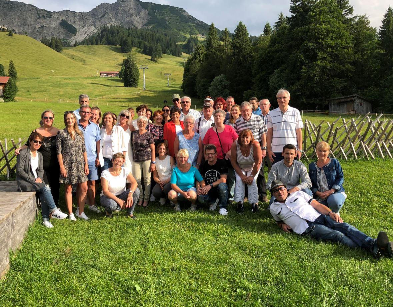 Hüttenfest 2019 auf der JochAlpin Hütte